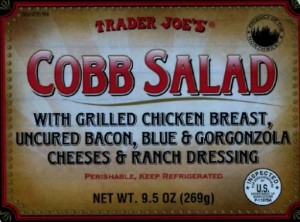 Trader Joe's Cobb Salad Recall