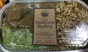 Taylor Farms Stuffing Recall