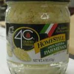 4C Grated Parmesan Recalled for Possible Salmonella