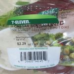 7-Eleven Caesar Side Salads Recalled for Allergens in CO