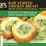 Recalled Stuffed Chicken Salmonella