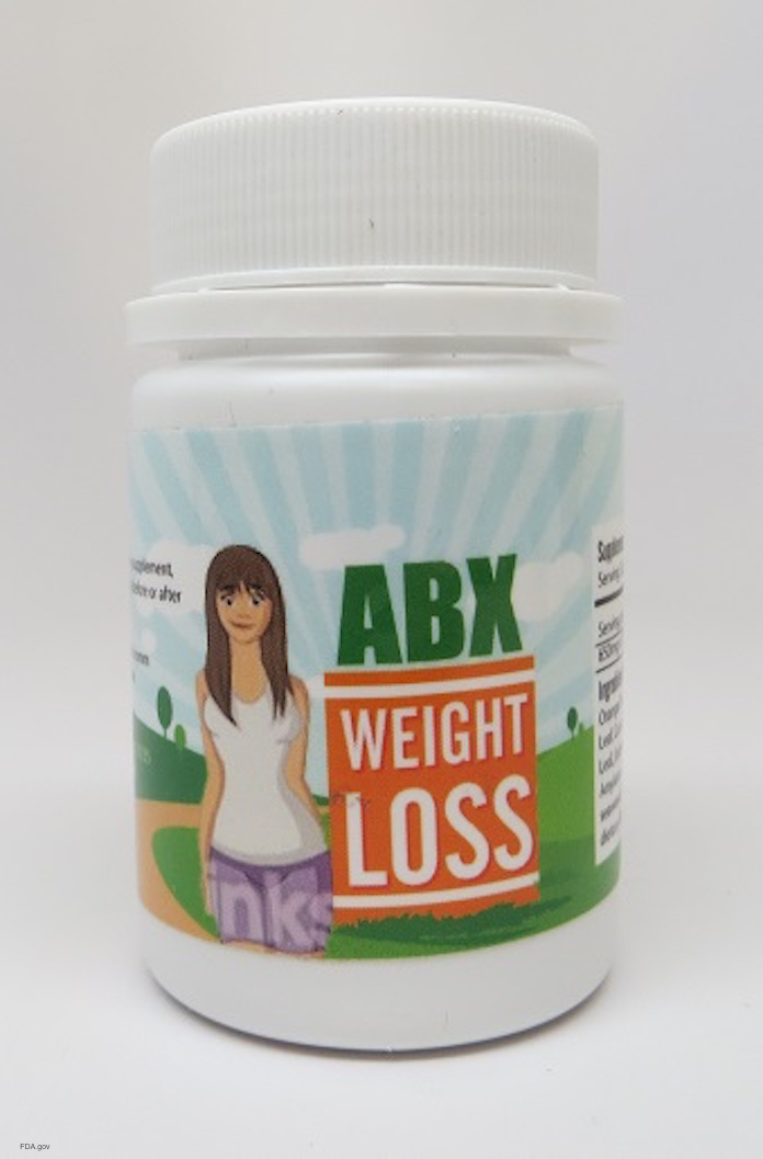 ABX Weight Loss Recall