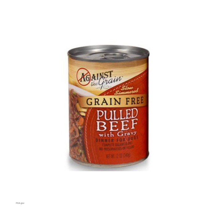 Against the Grain Dog Food Recall