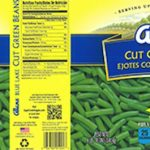 Canned Vegetables Recalled for Undeclared Shellfish