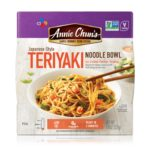 Annie Chun's Teriyaki Noodle Bowls Recalled For Undeclared Peanuts