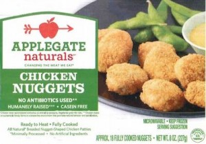 Applegate Chicken Nuggets Recall