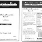 Avanza Pasta Beef and Poultry Products Recalled For Lack of Inspection