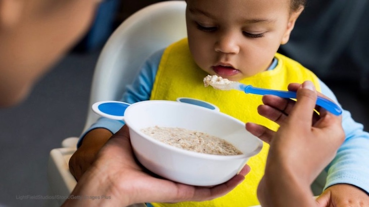 FDA Announces Action Plan on Heavy Metals in Baby Food