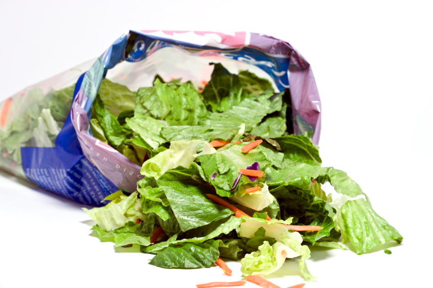 Bagged Salad Mix
