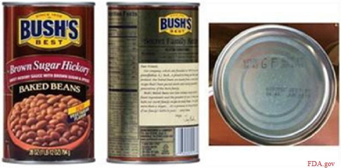 Bush's Baked Beans recalled
