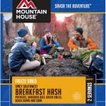Mountain House Breakfast Hash Recalled for Possible Foreign Materials Contamination