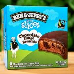 Ben & Jerry's Chocolate Fudge Brownie Pint Slices Recalled for Undeclared Peanuts