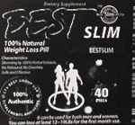 Another Dietary Supplement Recall: BEST SLIM