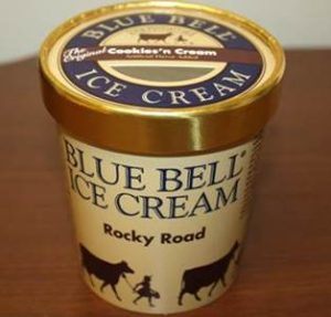 Blue Bell Ice Cream Allergen