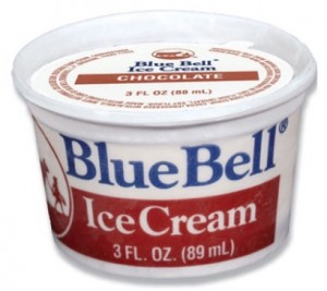 Blue Bell Ice Cream Cups Listeria Recall