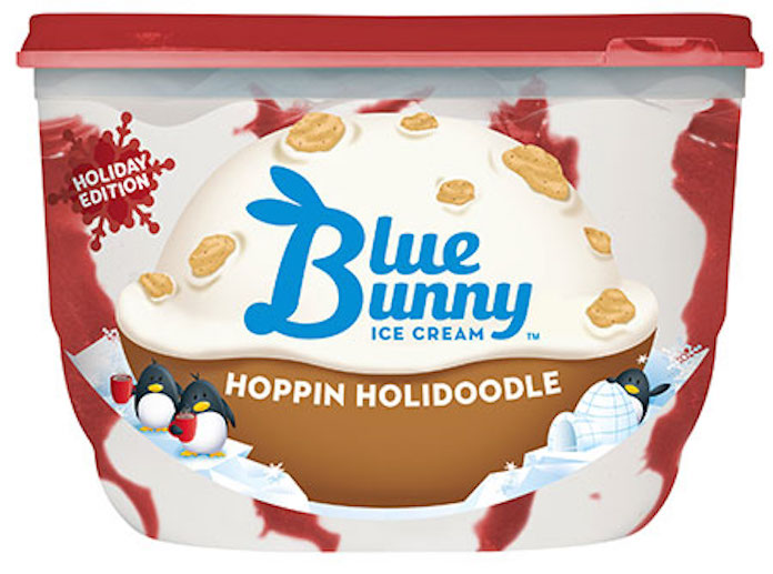 Blue Bunny Holidoodle Ice Cream Listeria Recall