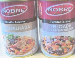 Boa Vida Nobre Pork and Beef Stew Recall