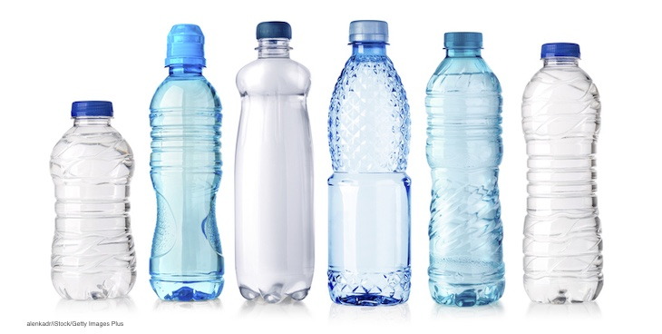 Consumer Reports Finds Arsenic in Bottled Water