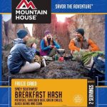 Mountain House Breakfast Hash Recalled for Foreign Materials