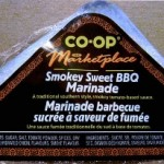 CO-OP Marketplace Smokey Sweet BBQ Recall