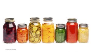 Canned Veg and Fruit