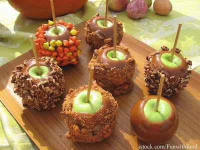 Caramel Apples Delux