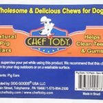 Chef Toby Pig Ears Recalled For Possible Salmonella