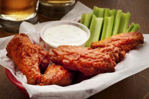 Chicken Wings Super Bowl