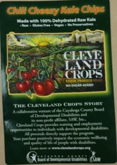 Cleveland Crops Kale Chips Recall