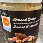 Co-op Gold Pure Almond Butter and Cashew Butter Recalled For Allergens