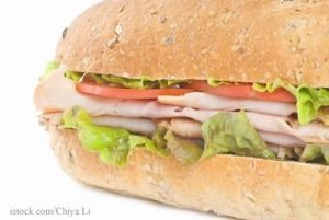 Cold Cut Sandwich