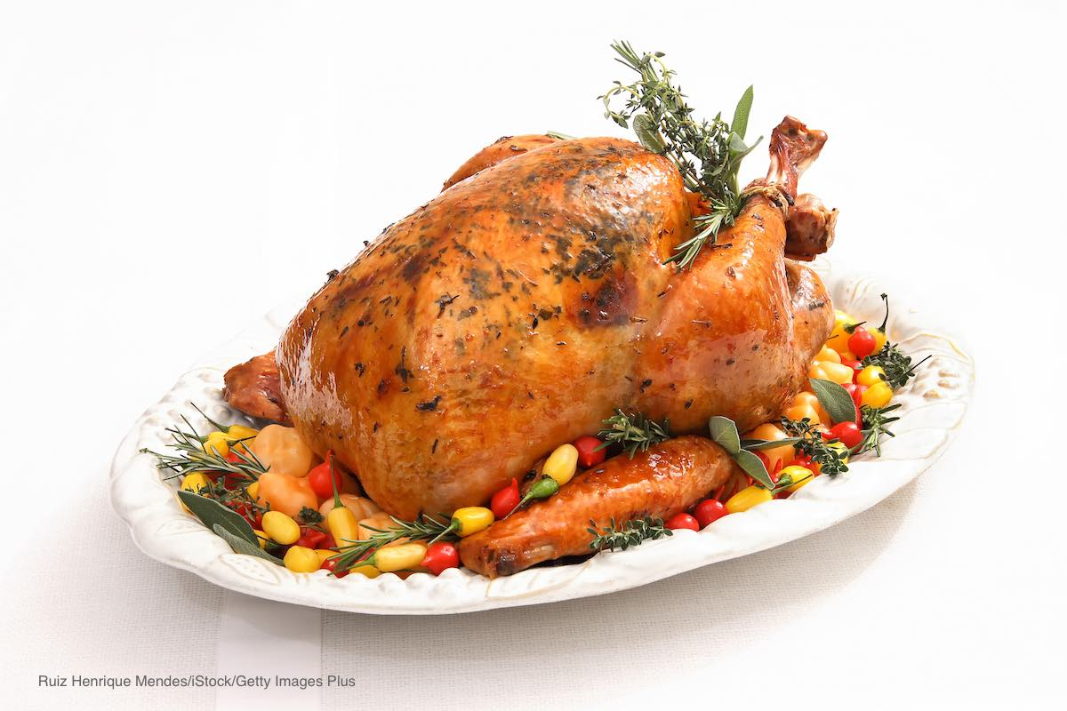 Cook Turkey From Frozen State