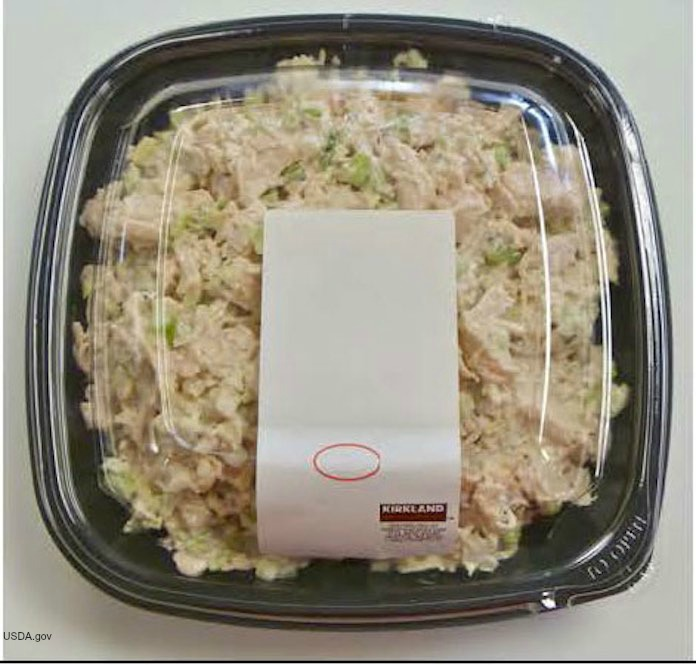 Costco Chicken Salad Salmonella WA Outbreak
