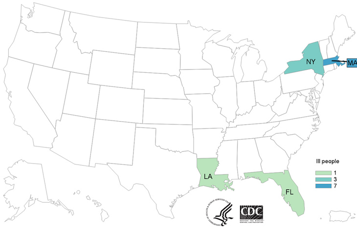 Deadly Deli Meat Listeria Outbreak Ends With 12 Sick in 4 States