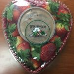 Ditos Recalls Heart Platter with Strawberries for Allergens