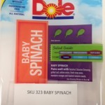 Dole Baby Spinach Recall