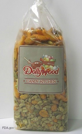 Dollywood Cajun Mix Listeria Recall