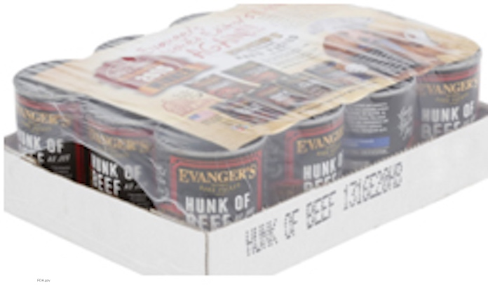 Evanger's Dog Food Recall