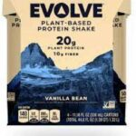 Evolve Protein Shakes Recalled For Undeclared Soy