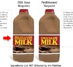 FDA Wants Your Opinion on Dairy Product Label Change