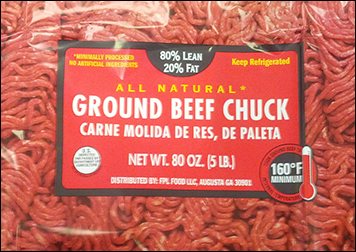 Fpl Food Recalling Ground Beef For Foreign Materials