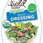 Field Day Organic Ranch Dressing Recalled for Mislabeling