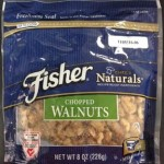 Fisher Chopped Walnuts Recalled for Possible Salmonella