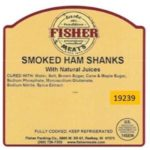 Fisher Meats Smoked Ham Recalled For Possible Listeria