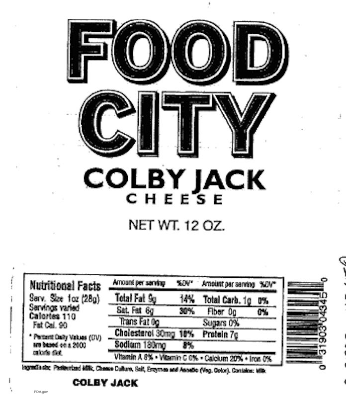 Food City Cheese Listeria Recall
