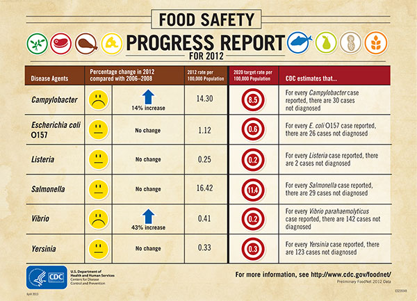 FoodSafetyProgressReport