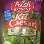 Fresh Express Caesar Salad Kits Recalled for Undeclared Nuts
