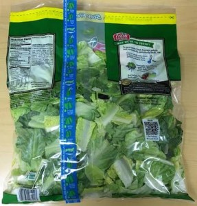 Fresh Express Romaine Allergen Recall