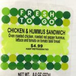 7-Eleven Sandwiches Made with Sabra Hummus Recalled in WA