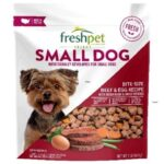 FreshPet Select Small Dog Beef & Egg Dog Food Recalled For Salmonella